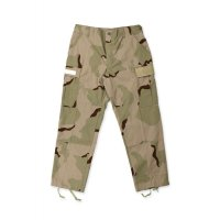 Based Custom Asymmetrical BDU Pants TRI-COLOR DESERT