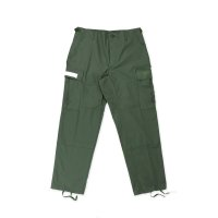 Based Custom Asymmetrical BDU Pants OLIVE