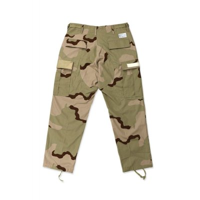 画像2: Based Custom Asymmetrical BDU Pants TRI-COLOR DESERT