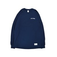 Refute L/S Tee NAVY
