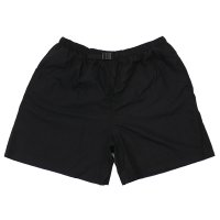 MICROFIBER ALL PURPOSE SHORTS BLACK