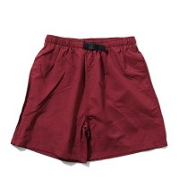 MICROFIBER ALL PURPOSE SHORTS MAROON