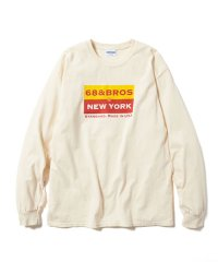 "L/S Tee ""PAY DAY"" Natural"