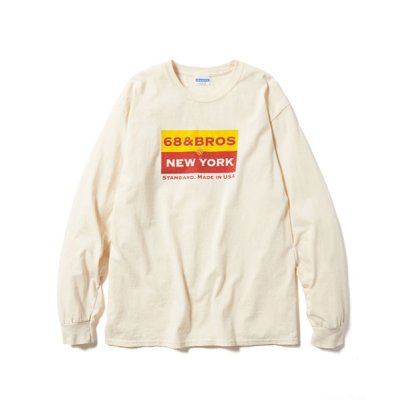 "画像1: L/S Tee ""PAY DAY"" Natural"