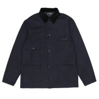 JAZZ NEP DENIM COVERALL / CHORE
