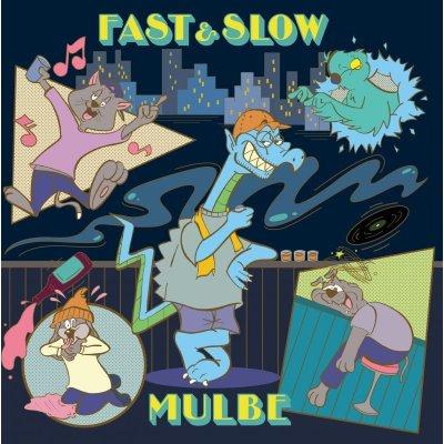 """画像1: MULBE """"FAST&SLOW"""" VINYL"""