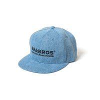 "Denim Snap Back Cap ""STANDARD"" Lt.Blue"