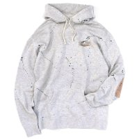 SPLAT LOOP WHEEL SWEAT HOODIE