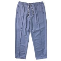 """Rayon Twill Wide Eazy Pants """"SUELTO"""" Blue"""