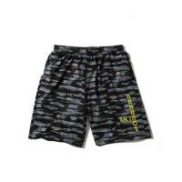 x AKTR / City Camo Shorts