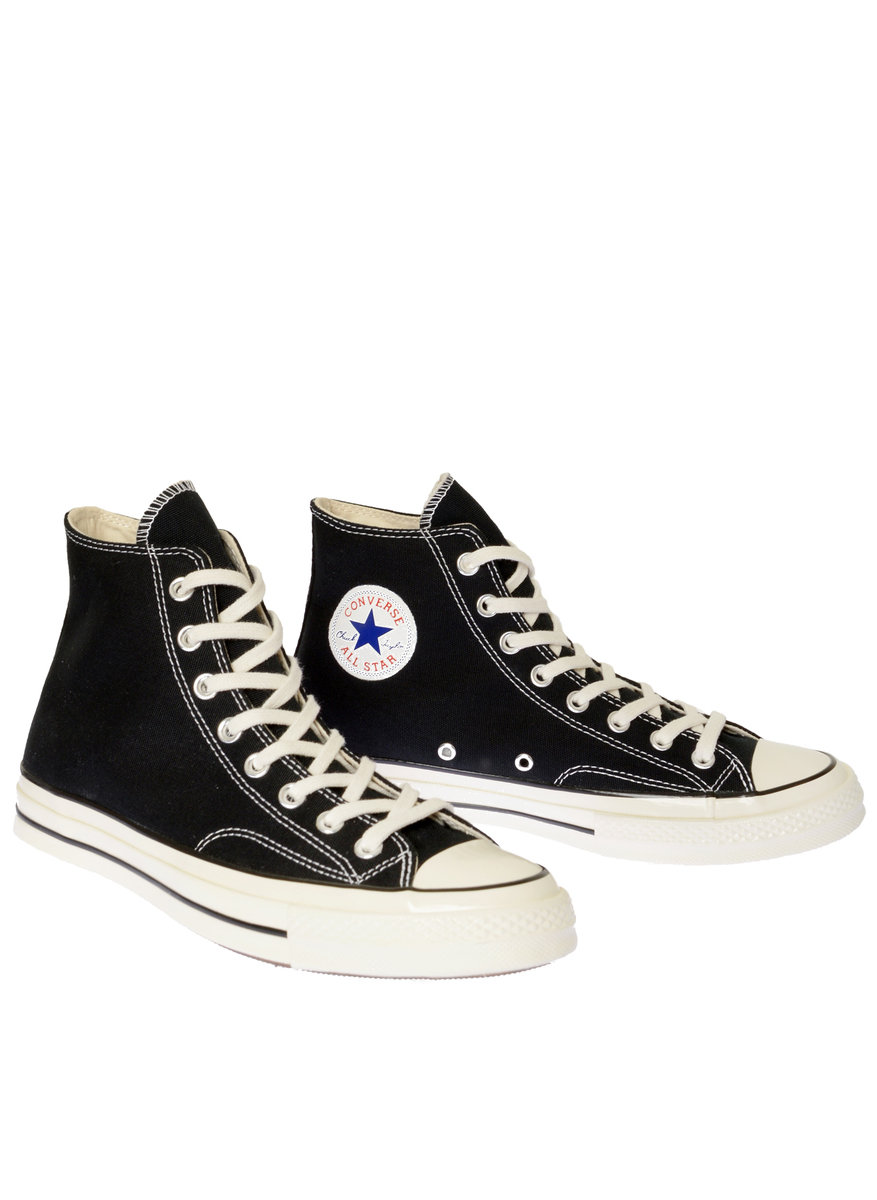converse 70s black